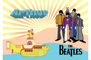 Yellow Submarine Baby The Beatles Festa