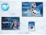 Frozen Kit Festa Digital