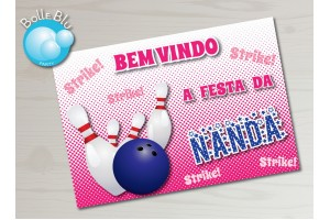 Boliche Bowling Festa Kit Digital